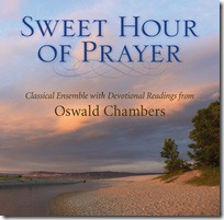 sweet hour of prayer cd