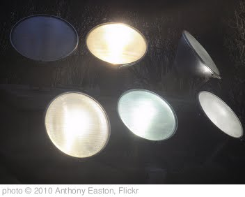 '6 Spotlights' photo (c) 2010, Anthony Easton - license: http://creativecommons.org/licenses/by/2.0/