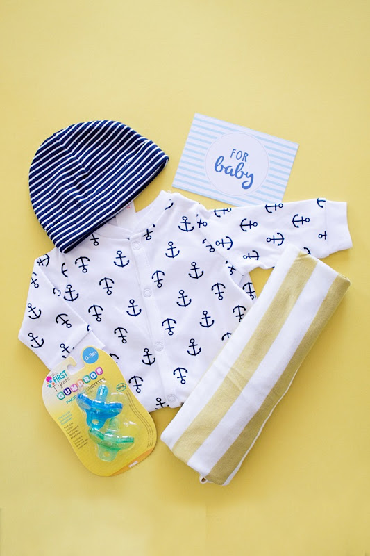 New Baby Essentials Package - Everything You Need for new mom and baby!  (2)