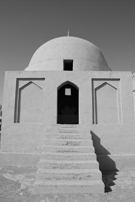 Turfan - Minaret Emin Tombeau