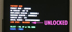 bootloader-unlocked