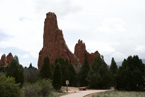 Сад Богов, Колорадо