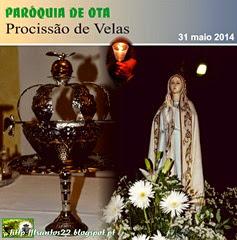 Procissão de Velas - 31.05.14 (2)