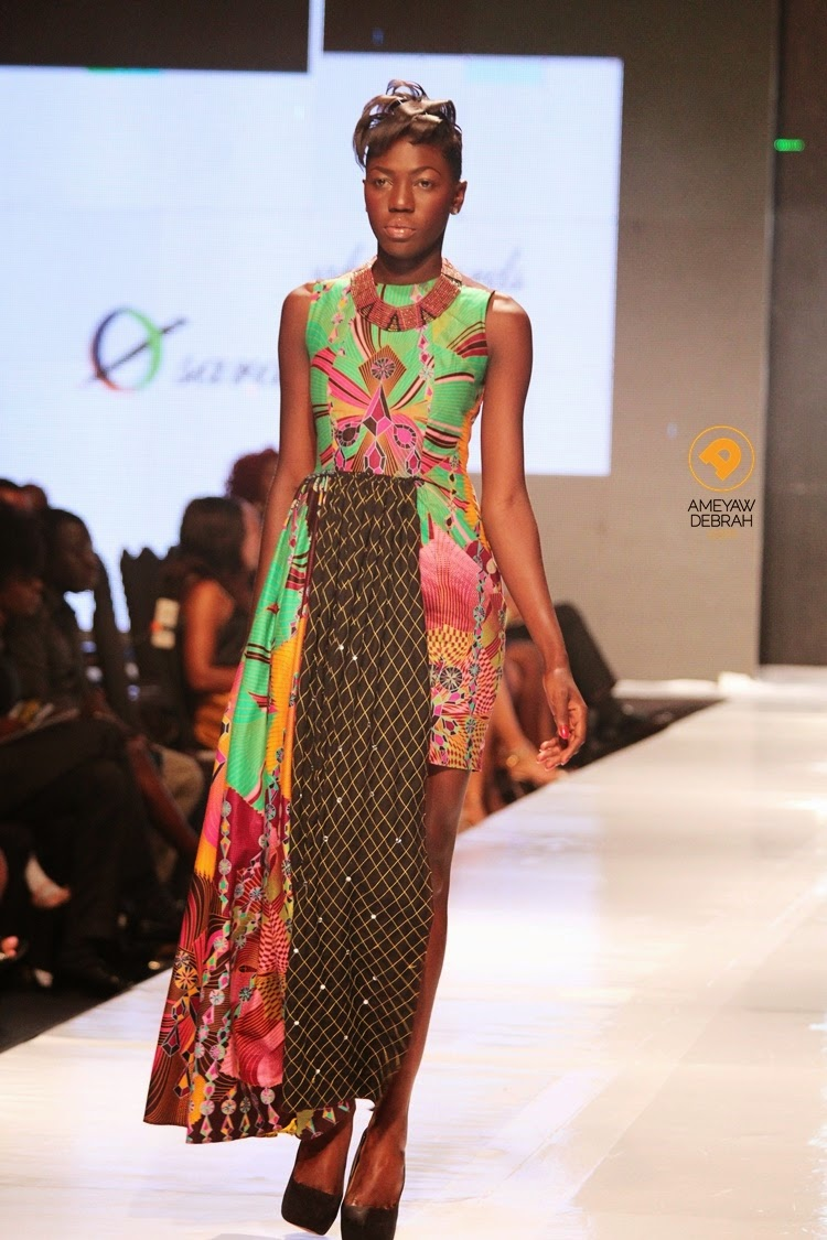Africa London Fashion Week 2015