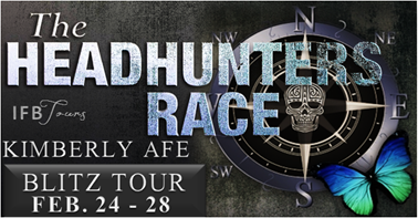 {Excerpt+Giveaway} The Headhunters Race by Kimberly Afe