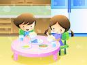 Умывание.  Формировать позитивное отношение ребёнка к гигиеническим процедурам, понимание того, что окружающие...