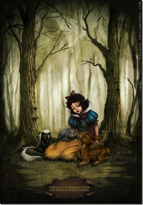 Blancanieves,Schneewittchen,Snow White and the Seven Dwarfs (7)