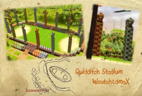 Quidditch Stadium (Woutah2dmaX) lassoares-rct3