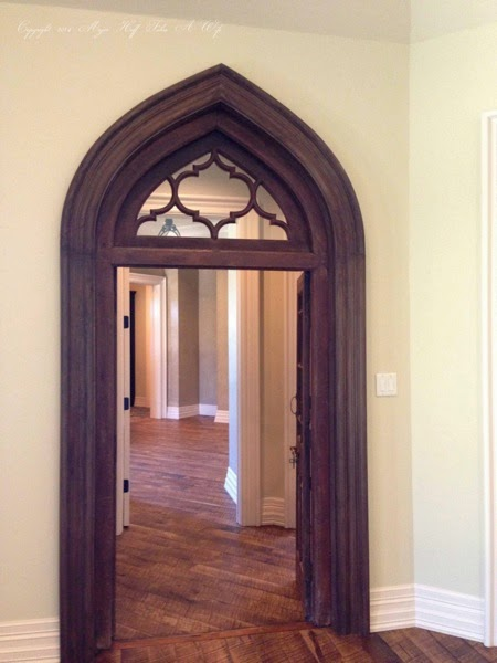 Interior Room Doorway