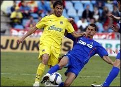 Villarreal vs Getafe