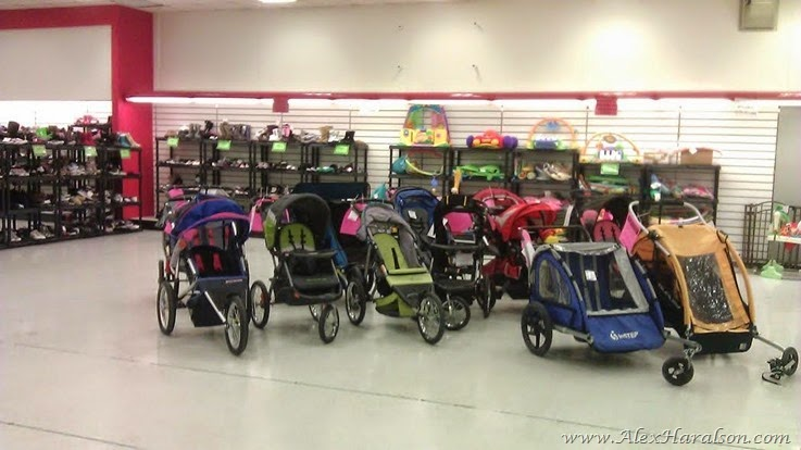 as they grow jogging strollers