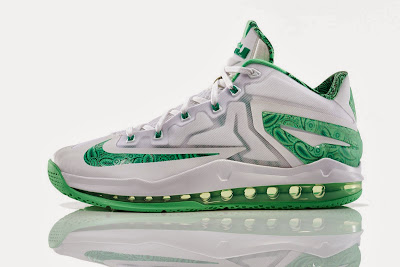 nike lebron 11 low xx easter collection 1 16 Nike Basketball Brings the Holiday Spirit to its new Easter Collection