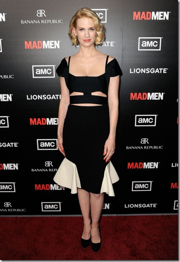 Premiere AMC Mad Men Season 5 Arrivals QUDGWiglQI-l