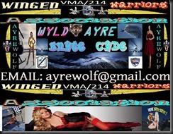 AyreWolf Knytecide hedder