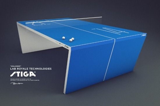 Mesa de tenis do futuro 06