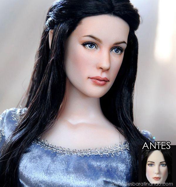arwen-noel-cruz-maquiagem-action-figure-desbaratinando