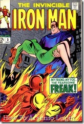 P00004 - El Invencible Iron Man #3