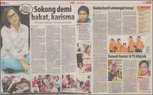 Berita Harian YSF