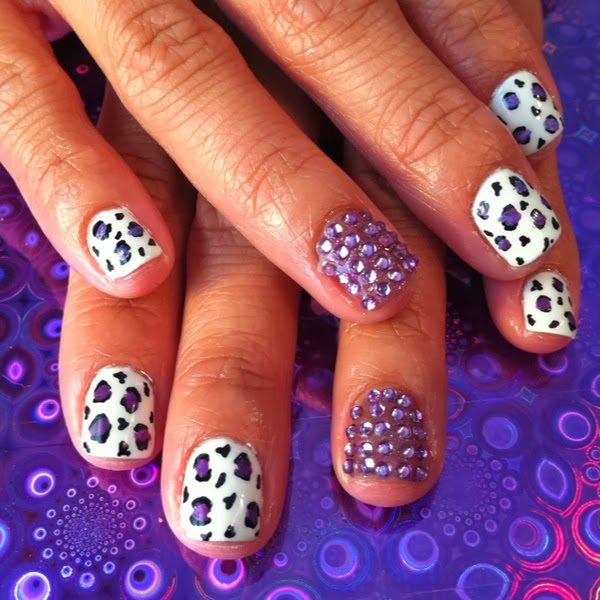 Gel nail polish with design1 gel nail polish designs