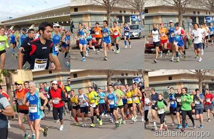 Media Maraton de La Cartuja 2013