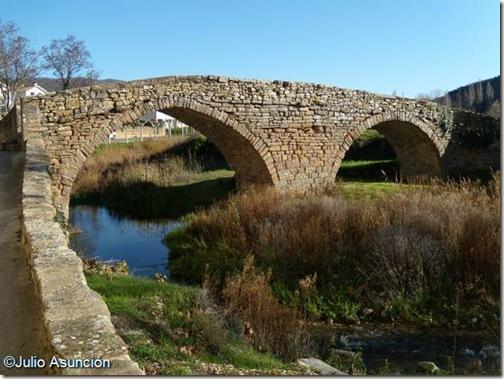 Puente medieval - Monreal