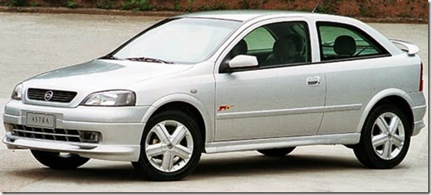 67.200 reais 1999 Chevrolet Astra Sport 29.500 reais