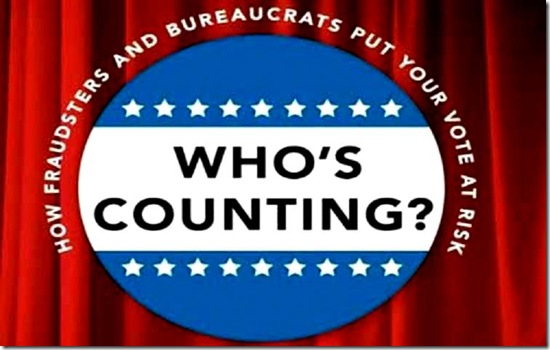 Votes- Who's Counting