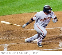 'Pablo Sandoval' photo (c) 2011, SD Dirk - license: http://creativecommons.org/licenses/by/2.0/