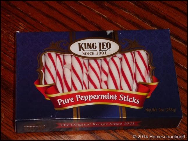 Peppermint Sticks