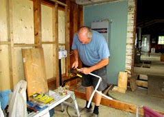 1407267 July 29 Terry Starting The Water
