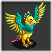 gold harpy 100