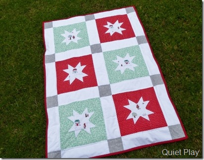 Little Red Quilt