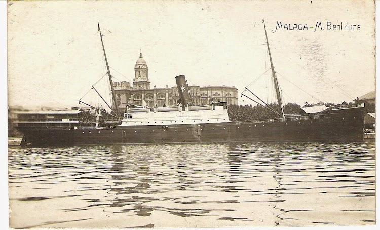 El MARIANO BENLLIURE en Malaga. Ca. 1914. Colección Jaume Cifre Sanchez. Nuestro agradecimiento.jpg