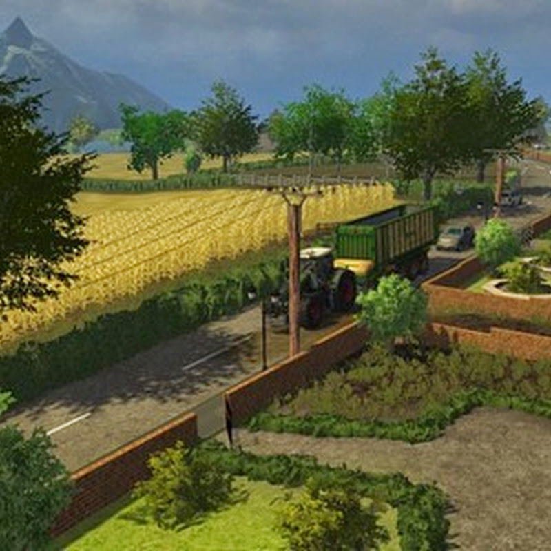 Farming simulator 2013 - Eppleton Farm Map Final v 2.0
