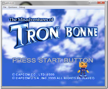 Download PSX The Misadventures Of Tron Bonne English for PC (Emulator + Rom)