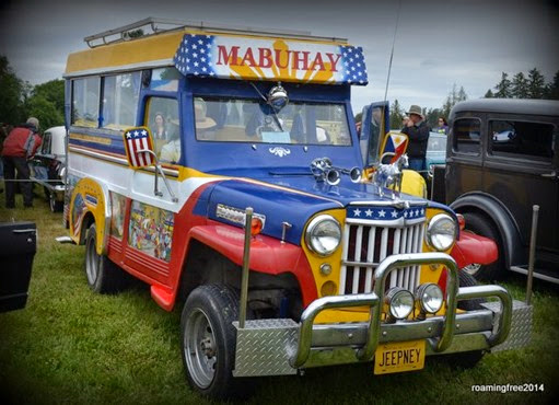 Jeepney from the Phillapines