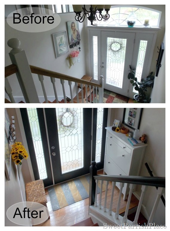 BeforeAfter Stairwell