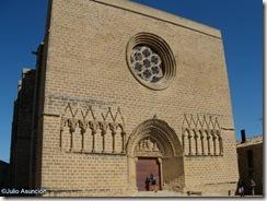 Iglesia de San Saturnino - Artajona - Navarra
