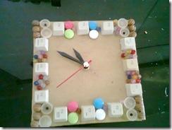 jam kotak