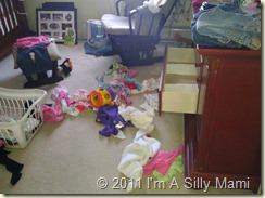 laundry chaos