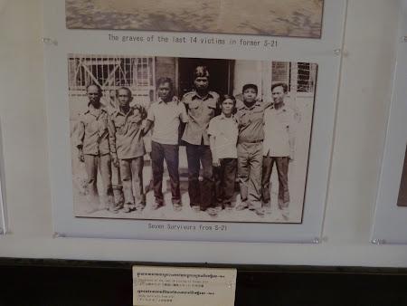 Khmerii rosii Phnom Penh: eliberarea din inchisoare