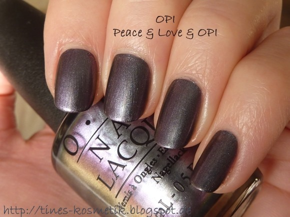 OPI Peace & Love & OPI 5