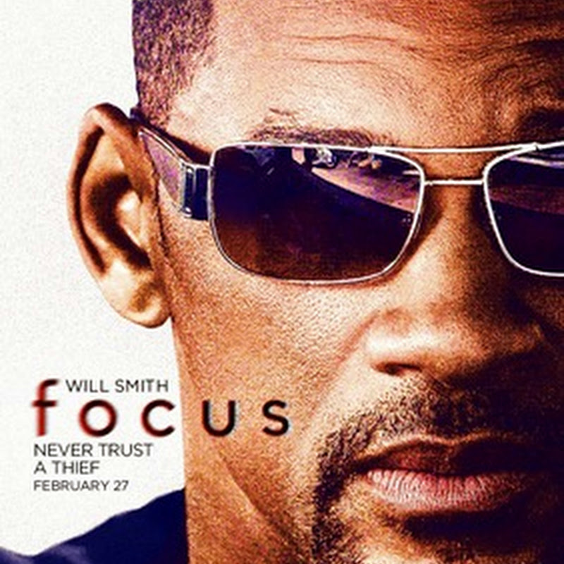 "Novo Filme de Will Smith com Rodrigo Santoro ""Focus"" (2k15) [Trailer]"