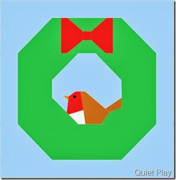Christmas robin 2