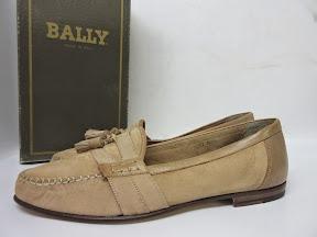 Bally Tassel Loafers