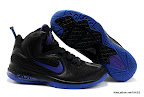 lbj9 fake colorway black purple 0 01 Fake LeBron 9