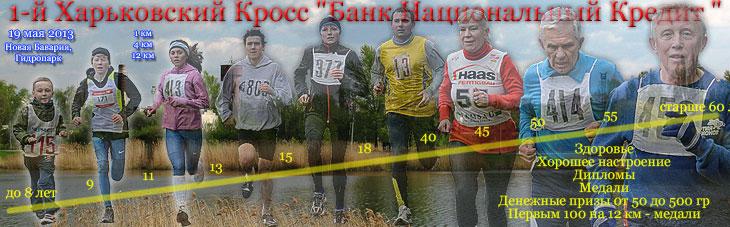 1-й Харьковский Кросс