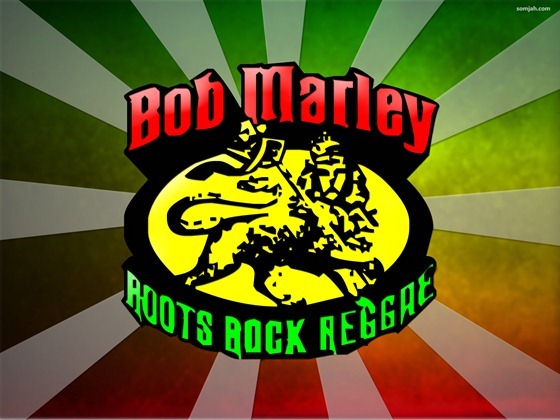 papel de parede reggae Bob Marley 04