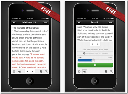 ‎Bible Gateway on the App Store