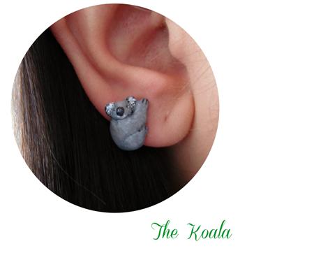 koala earrings blog